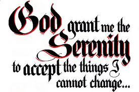 Repeal the Serenity Prayer