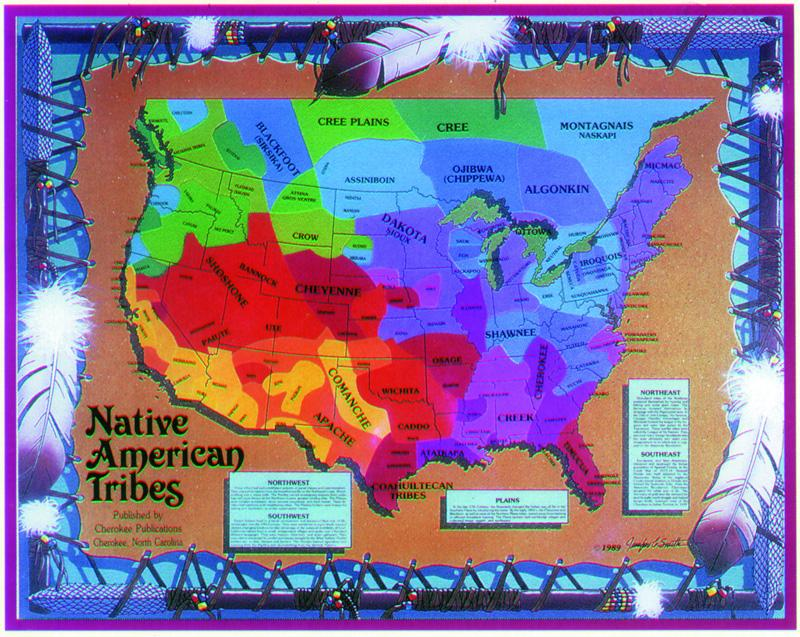 Other Indian Tribes Not Feds Can Fill Perceived Foster Care Void - Foster care map us