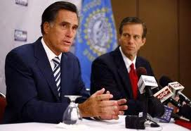 Thune and Romney