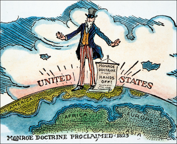 Russia Has Its Own Monroe Doctrine Covering Ukraine and Crimea