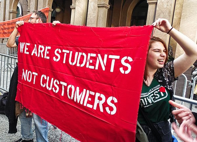 Should Higher Education Be Merchandised?