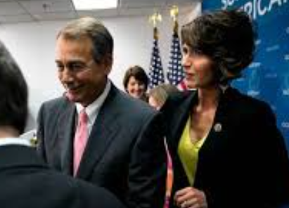 Where Was Kristi Noem?