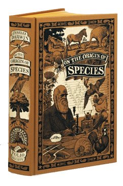 origin of species cover