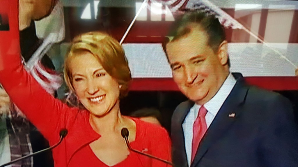 Does Fiorina Make A Difference?
