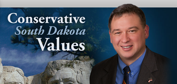 Stace Nelson, Champion Of Conservative Values